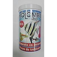 Alimento en escamas para peces tropicales kolombo (Bote 1000 ML)