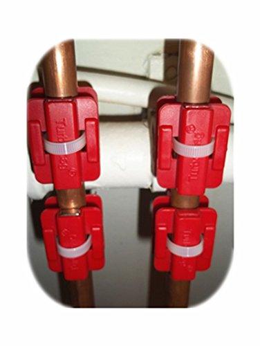 gelb-4-paar-power-magnetisch-wasser-klimaanlage-weich-kalk-entferner-kitchen-garden-badezimmer