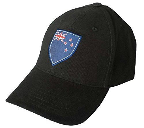 Casquette rugby Nouvelle Zelande - New Zealand - Taille réglagle adulte/ado