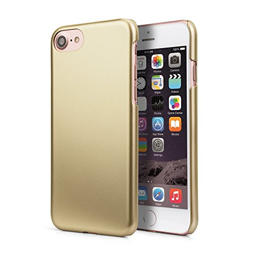 VAPIAO Coque Housse Etui de Protection Hard Back Case pour Apple iPhone 7 Plus en Rose Or