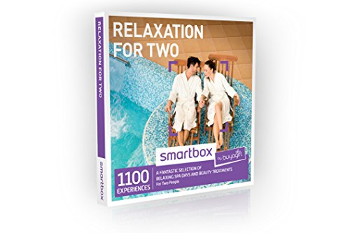 Buyagift Relaxation for Two Gift Experiences Box - for sale  Delivered anywhere in UK