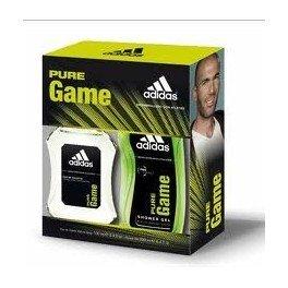 Adidas - Estuche eau de toilette y gel de ducha Pure Game