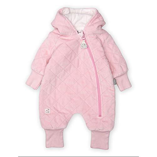sigikid Baby-Mädchen, Newborn Nickioverall mit Kapuze