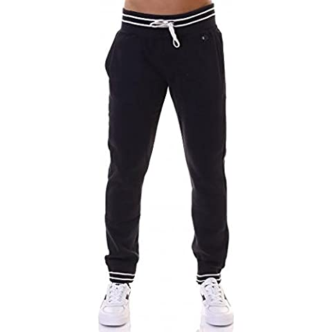Champion m-pant F. DO cerrado NY, negro, Medium