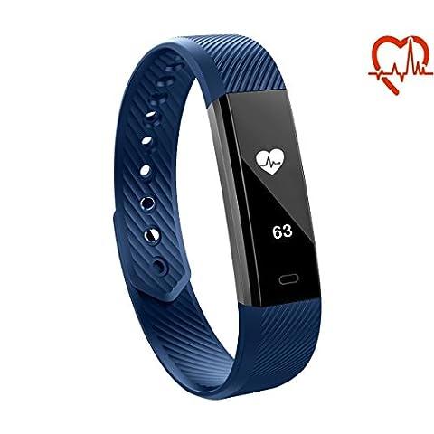 TOKSUM® ALFA HR® - Bracelet intelligent mince de contrôle de