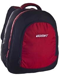 Wildcraft Notebook Nylon 26 Ltrs Red Laptop Bag