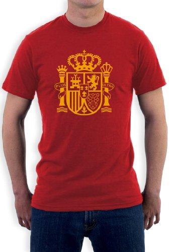Spanien Espana Plus-Ultras T-Shirt Rot