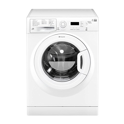 Hotpoint WMEUF743P Washing Machine in White, 1400rpm 7Kg A+++ Rated