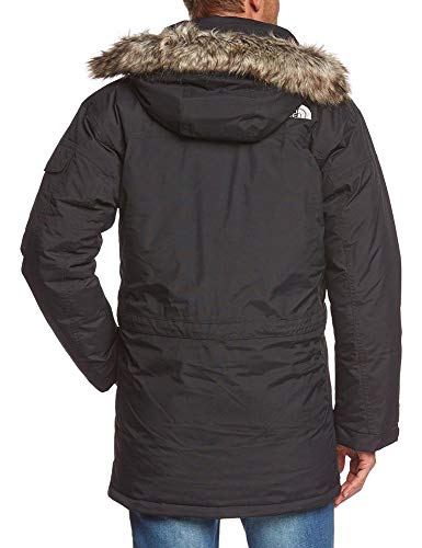 The North Face Herren Parkajacke McMurdo, tnf black, M, T0A8XZJK3 - 6