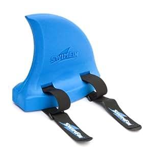 SwimFin, Aiuto alla Galleggiabilita da Nuoto per Bambini, Delfino, Blu