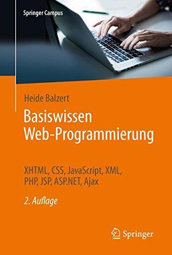 Basiswissen Web-Programmierung