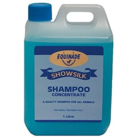 Animal Supplies Equinade Showsilk Concentrate Shampoo 1L