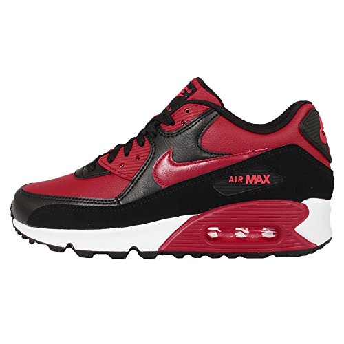 Nike Air Max 95 (gs) bianco Multi Giovani formatori 4.5y siamo gym red black bright crimson 601