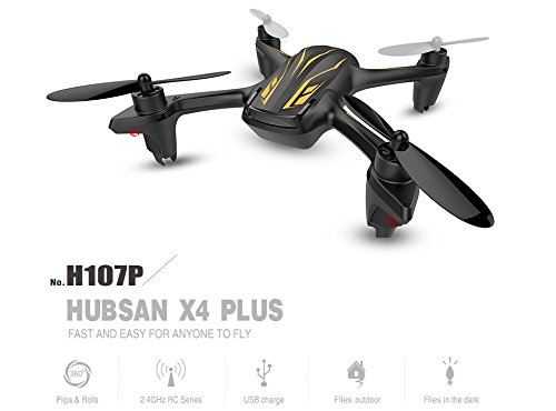 XT-XINTE-Hubsan-X4-Plus-H107P-4CH-with-LED-RTF-24GHz-Altitude-Mode-RC-Quadcopter