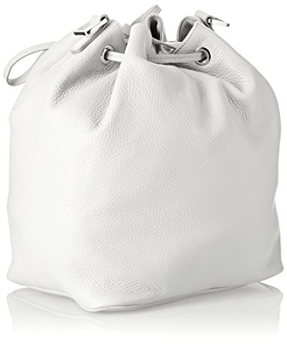Tru Trussardi , Sac Femme Blanc Cassé (Bianco)