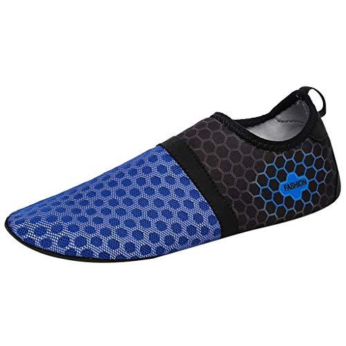 Trend Schuhe Sportschuhe Outdoor Damen Herren Flache Schuhe Bundschuh rutschfest Leichtgewicht Schnell Trocknend Strandschuhe Fitnessschuhe Traillaufschuhe BarfußSchuhe Playshoes