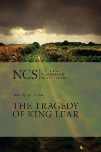 The Tragedy of King Lear 2nd Edition (The New Cambridge Shakespeare)
