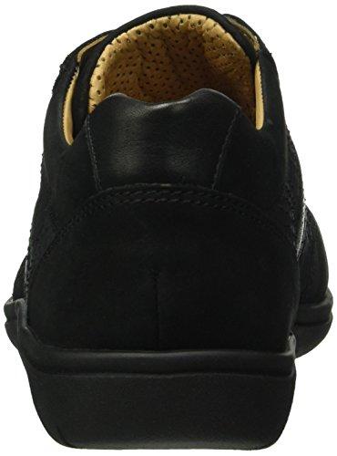 Ganter Damen Gill-G Sneaker Schwarz (schwarz 0100)