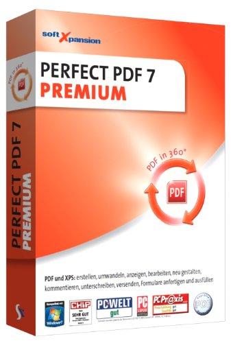 Preisvergleich Produktbild Perfect PDF 7 Premium
