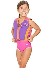 Speedo-Junior Swimsuits-Watermist Placement Digital Splashback-Multi