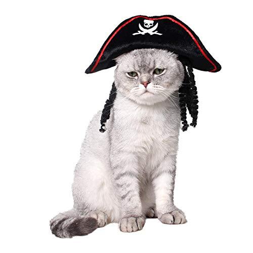 Halloween Weihnachten Piraten Hut Mode ()