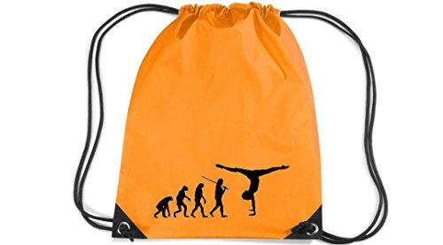 Shirtstown Premium Gymsac Evolution Yoga Entspannung