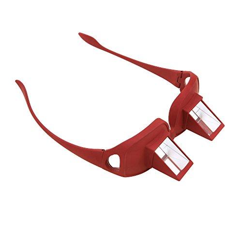 E.S.M.M.® Unisex Occhiali Prismatici per visione orizzontale