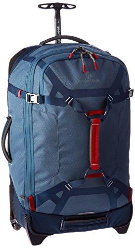 Innere Ecke Der Schiene (Eagle Creek Erweiterbarer, leichter Rollkoffer Load Warrior Reisetasche mit hochbelastbaren Rollen, 67 L, smoky blue)