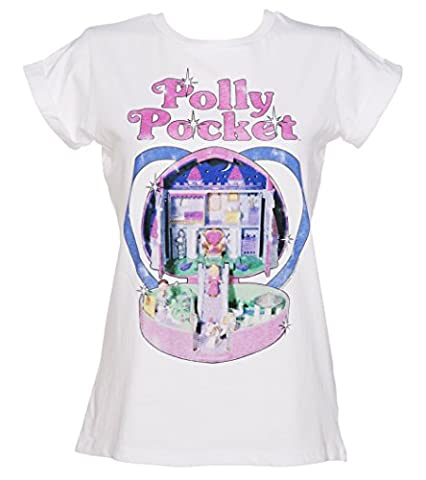 Vintage Polly Pocket Damen T
