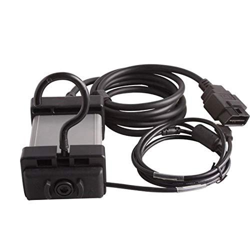 Preisvergleich Produktbild Peanutaoc Diagnosewerkzeug mit OBDII-Kabel,  VIDA DICE 2014D Voller Chip-Mehrsprachiger Software-Scanner für Volvo DICE Codeleser OBD2 Diagnosewerkzeug