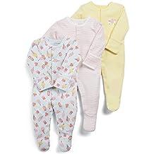 Mamas and Papas Pyjama Bébé Fille (lot DE 3)