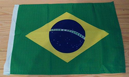 86dcd812d6b Drapeau du Brésil – 45 cm x 30 cm – 45