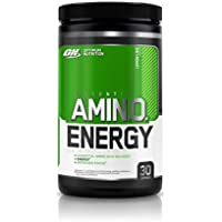 Optimum Nutrition Amino Energy Diet Supplement, 270 g, Lemon Lime