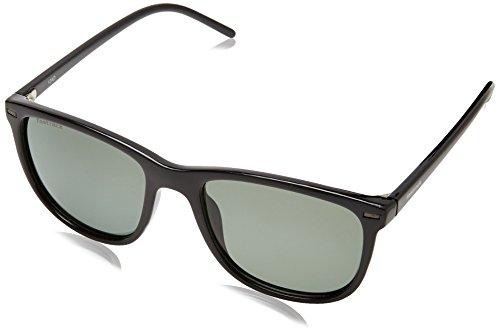 Fastrack Polarized Square Men\'s Sunglasses - (P365GR3P 53 Green Color)