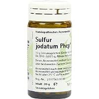 SULFUR JODATUM PHCP 20g Globuli PZN:359899 preisvergleich bei billige-tabletten.eu
