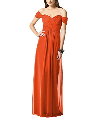 KA Beauty - Robe - Fille Orange - Orange