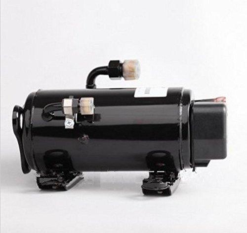 GOWE R134A DC 24V compresor horizontal tipo EV eléctrico