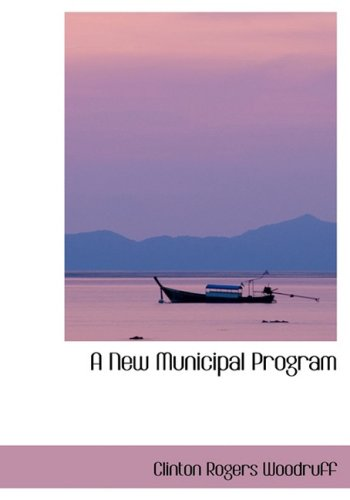 A New Municipal Program