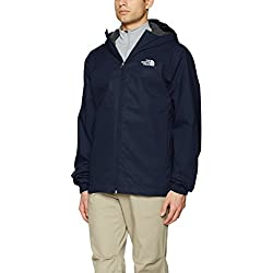 The North Face Quest Men's Outdoor Jacket, Blue (Urban Navy), Large