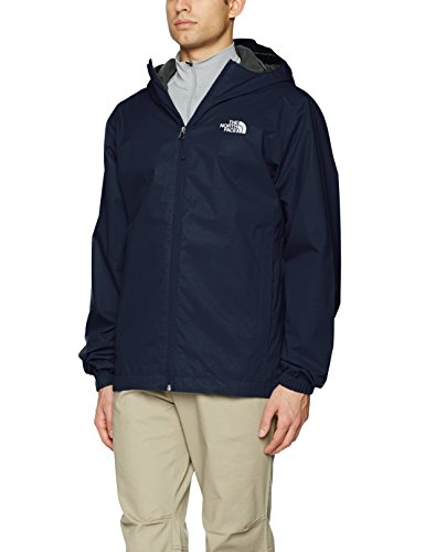 The North Face Herren Regenjacke M Quest, blau (urban navy), 48 (Herstellergröße: Large)