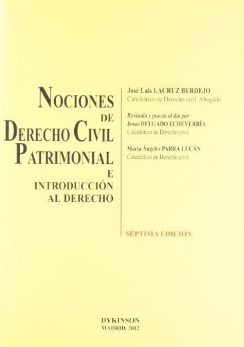 (2) nociones derecho civil patrimonial e introduccion al derecho
