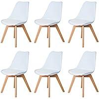 Amazon.it: sedie cucina moderne - Scandinavo / Arredamento: Casa e ...