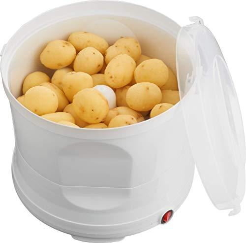 Melissa 16-22-0007 kartoffelschälmaschine 1kg Eléctrico Pelador de patatas Patata Máquina de pelar
