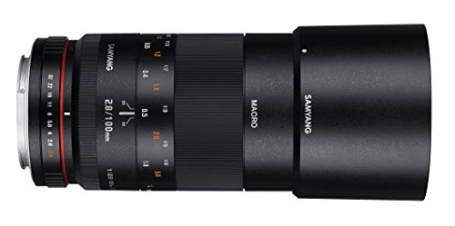Best Samyang 100 MM F2.8 lens for Sony E- mount connection Reviews