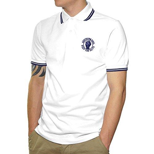 Northern Soul  Herren T-Shirt Weiß - Weiß