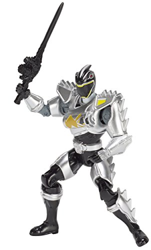 Power Rangers Dino Super Charge - Dino Super Drive Black Ranger Action Figure, 5