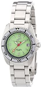 Chris Benz Damen-Armbanduhr XS Analog Edelstahl CBL.N.MB.SI
