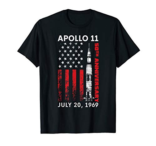 Green Day Kinder T-shirts (Apollo 11 50th Anniversary Moon Landing 1969 - 2019 Vintage T-Shirt)
