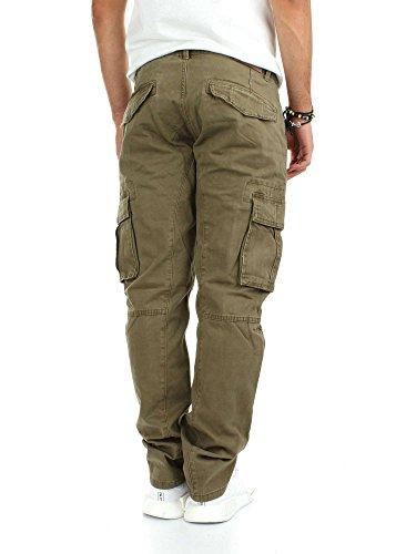 Only & Sons 22008296 Pantaloni Uomo Oliva