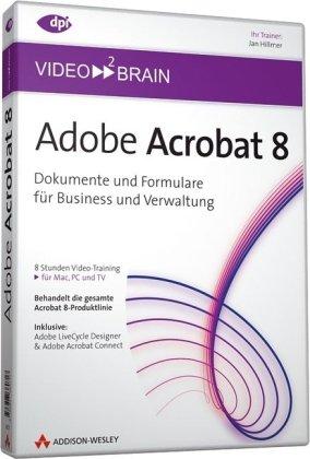 Adobe Acrobat 8 - Video-Training (PC+MAC-DVD)